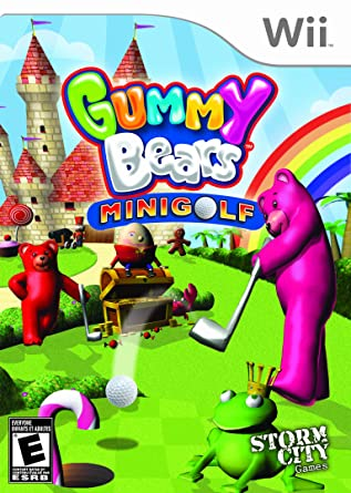 Gummy Bears Mini Golf facts and statistics