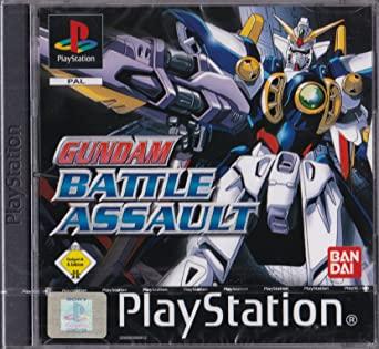 Gundam Battle Assault facts and statistics