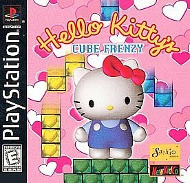 Hello Kitty's Cube Frenzy facts and statistics