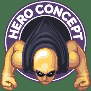 Hero Concept Stats & Games