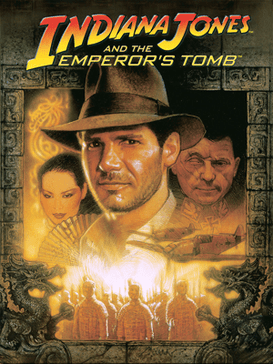 Indiana Jones and the Emperor's Tomb facts statistics