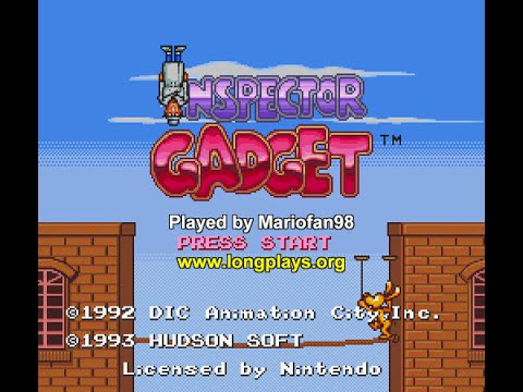 Inspector Gadget facts and statistics