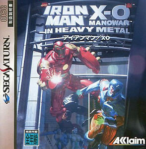 Iron Man and X-O Manowar in Heavy Metal facts and statistics
