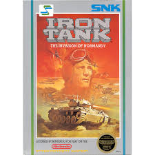 Iron Tank The Invasion of Normandy facts and statistics