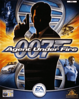 James Bond 007 Agent Under Fire facts and statistics