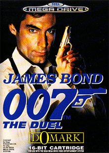 James Bond 007 The Duel facts and statistics