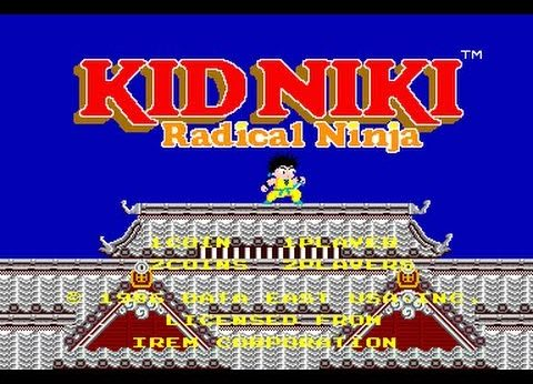 Kid Niki Radical Ninja facts and statistics