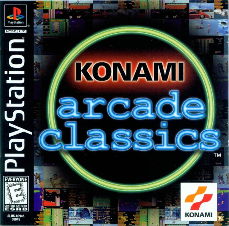 Konami Arcade Classics facts and statistics
