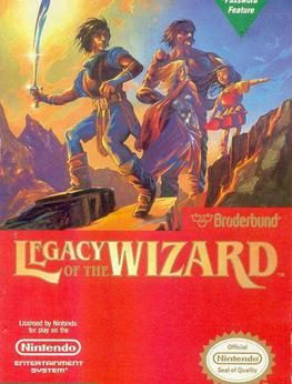 Legacy of the Wizard facts and statistics
