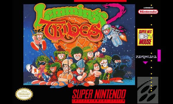 Lemmings 2 The Tribes facts and statistics