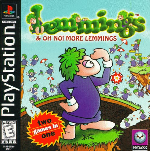 Lemmings & Oh No! More Lemmings facts and statistics