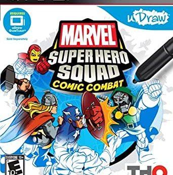 Marvel Super Hero Squad Comic Combat facts and statistics