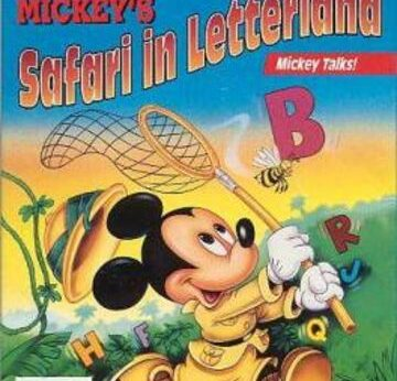 Mickey's Safari in Letterland facts and statistics