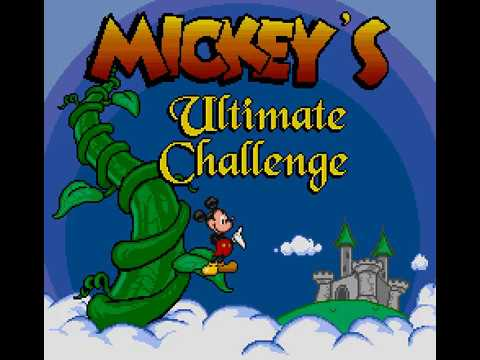Mickey's Ultimate Challenge facts and statistics