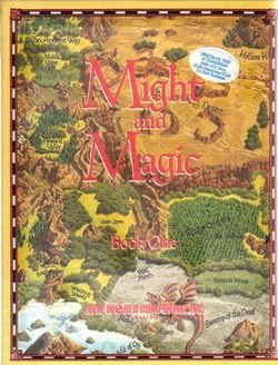 Might and Magic Book One The Secret of the Inner Sanctum facts and statistics