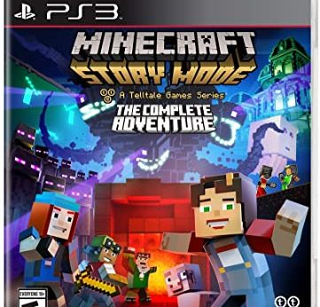 Minecraft Story Mode - The Complete Adventure facts and statistics