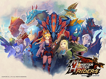 Monster Hunter Riders facts stats