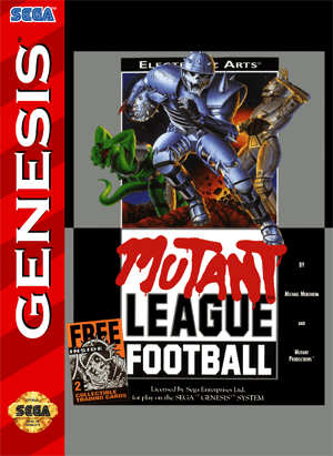 Mutant League Football facts and statistics