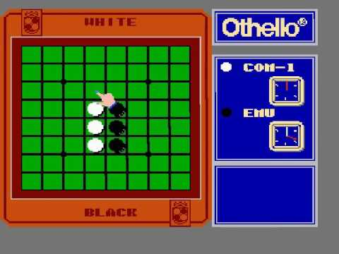 Othello facts and statistics