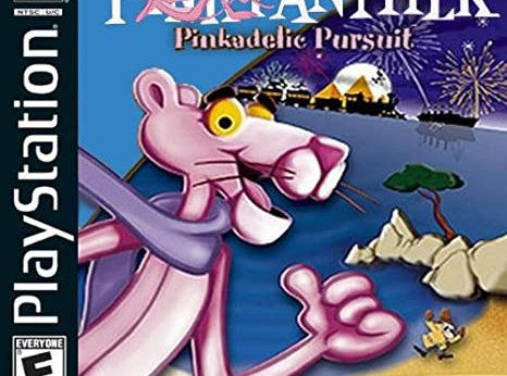 Pink Panther Pinkadelic Pursuit facts and statistics