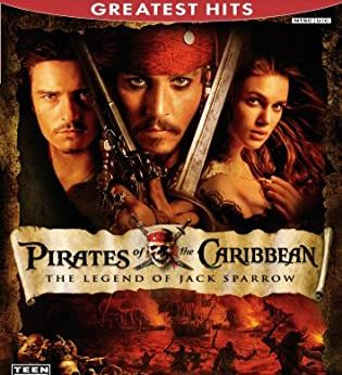 Pirates of the Caribbean The Legend of Jack Sparrow facts and statistics