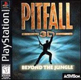 Pitfall 3D Beyond the Jungle facts and statistics