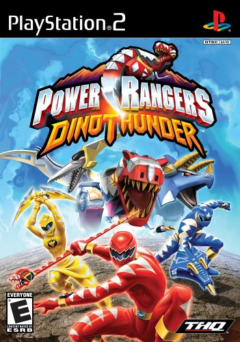 Power Rangers Dino Thunder facts and statistics