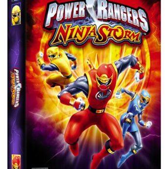 Power Rangers Ninja Storm facts and statistics