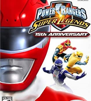 Power Rangers Super Legends - 15th Anniversary facts and statistics