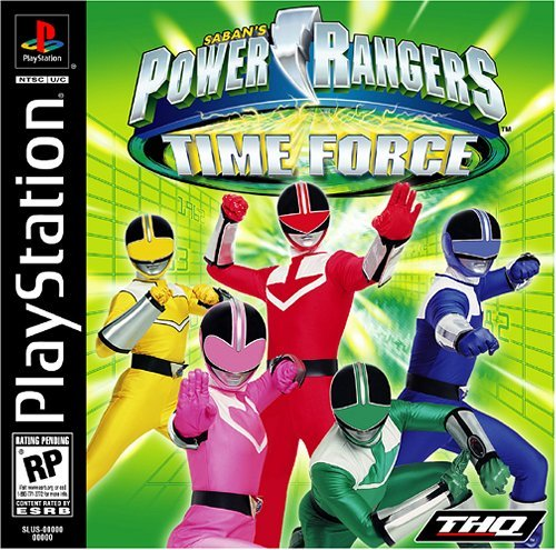 Power Rangers Time Force facts and statistics