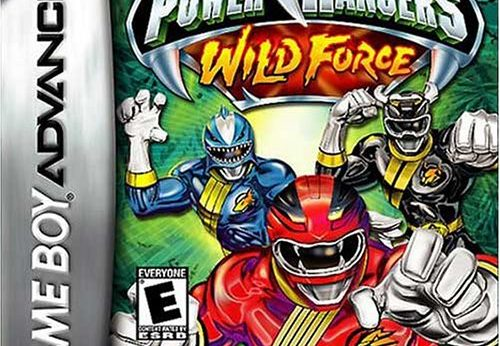 Power Rangers Wild Force facts and statistics