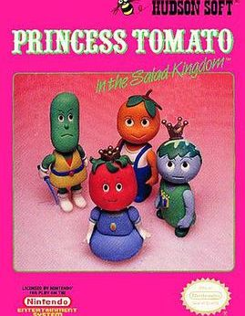 Princess Tomato in the Salad Kingdom facts and statistics