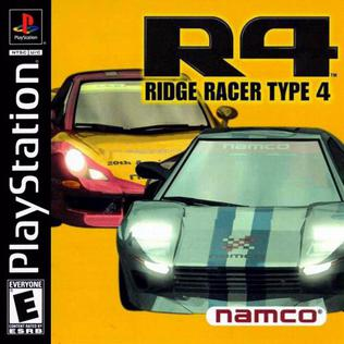 R4 Ridge Racer Type 4 facts and statistics