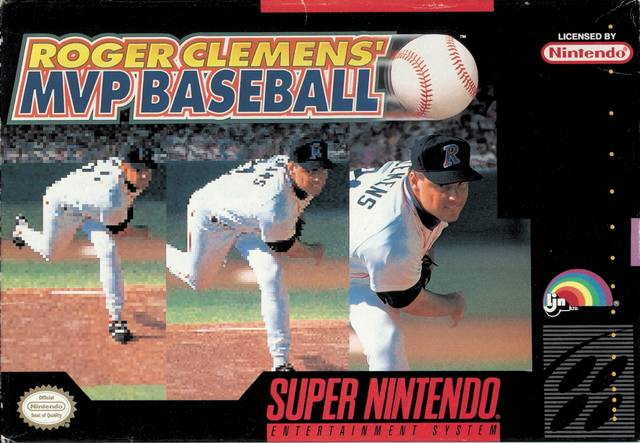 Roger Clemens' MVP Baseball facts and statistics