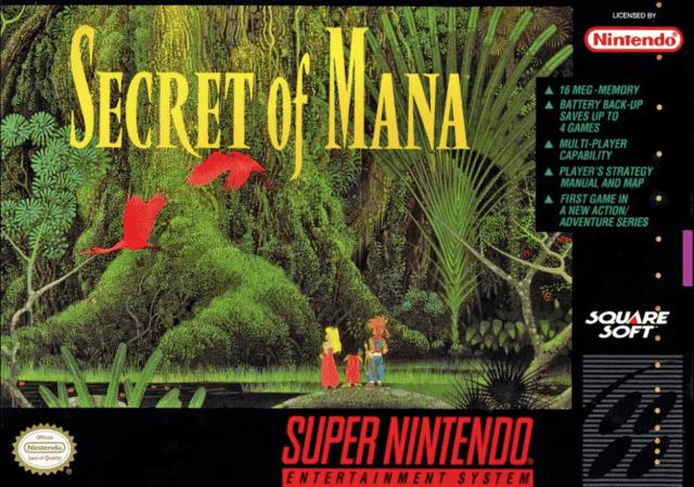 Secret of Mana facts and statistics