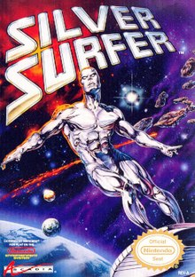 Silver Surfer facts and statistics
