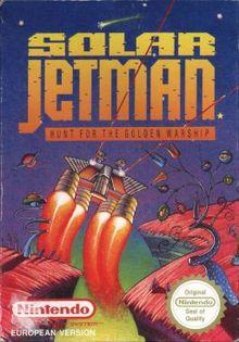 Solar Jetman Hunt for the Golden Warpship fatcs and statistics
