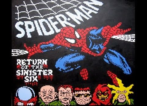 Spider-Man Return of the Sinister Six facts and statistics