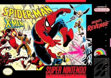Spider-Man and the X-Men in Arcade's Revenge facts and statistics