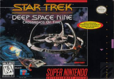Star Trek Deep Space Nine – Crossroads of Time facts and statistics