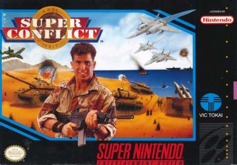 Super Conflict facts and statistics