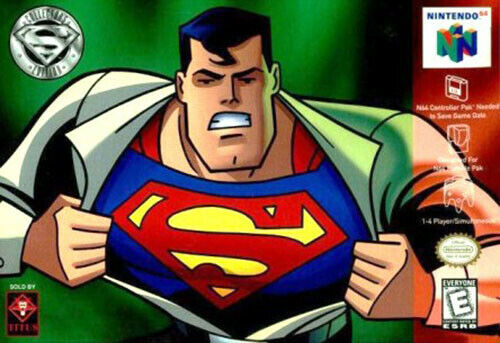 Superman 64 facts and statistics