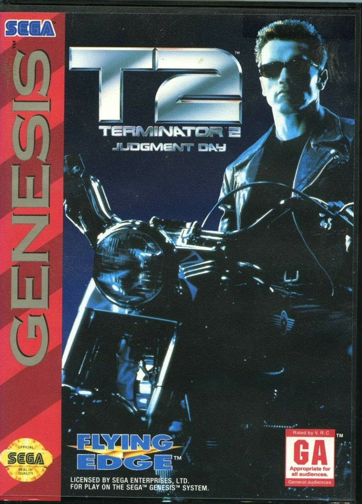 T2 Terminator 2 Judgement Day facts and statistics