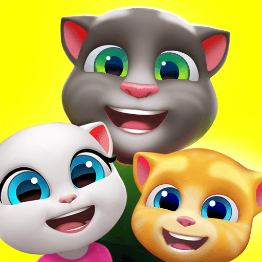 Talking Tom Friends facts and stats