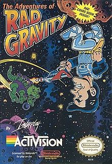 The Adventures of Rad Gravity facts and statistics