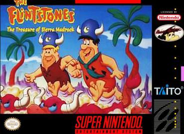 The Flintstones The Treasure of Sierra Madrock facts and statistics