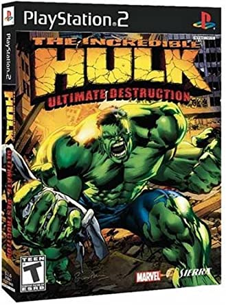 The Incredible Hulk Ultimate Destruction facts and statistics