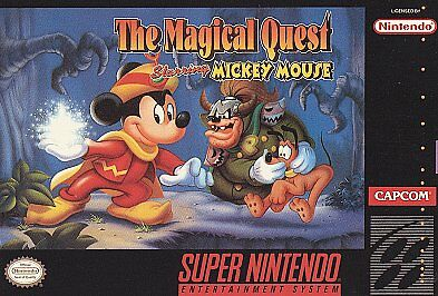 The Magical Quest Starring Mickey Mouse facts and statistics