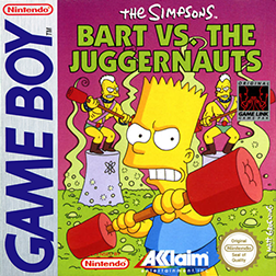 The Simpsons Bart vs. The Juggernauts facts and statistics