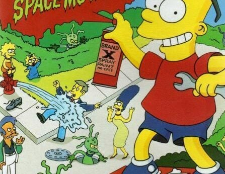 The Simpsons Bart vs. the Space Mutants facts and statistics